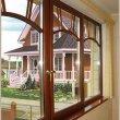 деревянное белорусское окно